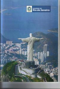003 Rio De Janeiro, Corcovado, Christ The Redeemer, Weight 1145 tons, Each hands 8 t