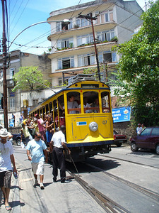041 Rio De Janeiro, Bonde Tramway, Unites Santa Teresa and Centro Districts, Last