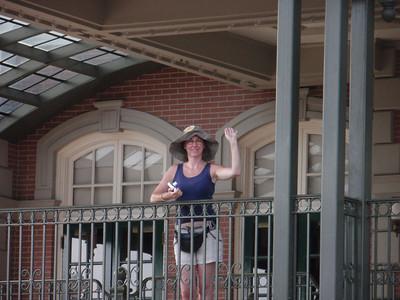 027 Jour 2, Magic Kingdom, Walt Disney World Railroad, Luce