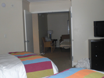 011 Jour 1,  Notre appartement a Orlando