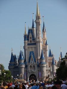 035 Jour 2, Magic Kingdom, Cinderella Castle