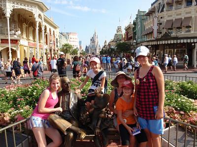 033 Jour 2, Magic Kingdom, Walt Disney