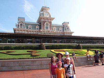 025 Jour 2, Magic Kingdom, Walt Disney World Railroad