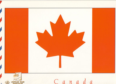 001_The Canadian Flag