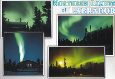 005_Labrador  Northern Lights  Mysterious and awe-inspiring