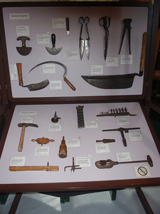 0592_SV  Carpenter Shop  Miscellaneaous Cutting Tools