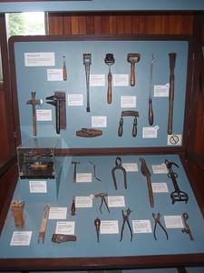 0608_Sherbrooke Village  Carpenter Shop  Miscellaneous Tools