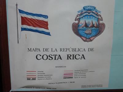 001_Costa Rica Flag
