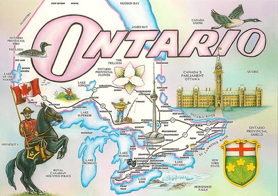 002_Map of Ontario