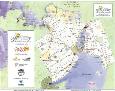 005_Barrie and Orillia  Lake Simcoe and Lake Couchichin