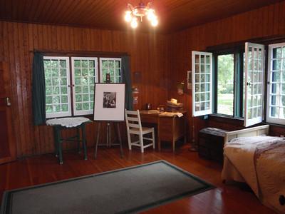 018_Orillia  Leacock Museum National Historic Site