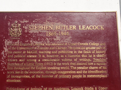 009_Orillia  Leacock Museum National Historic Site