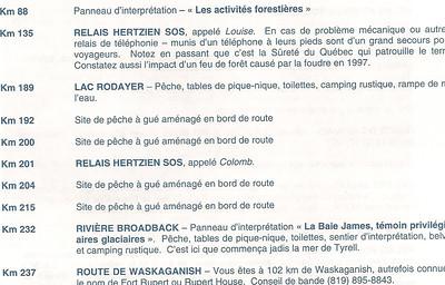 029_La Route De La Baie James