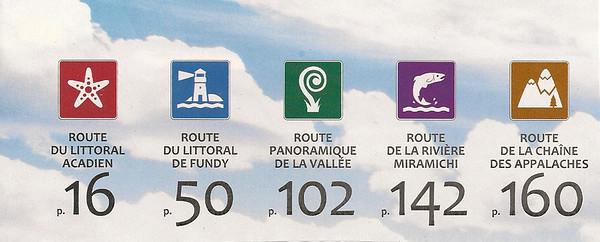 003_Les Routes Touristiques du Nouveau Brunswick