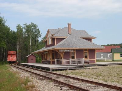 209_Caraquet  Village Historique Acadien