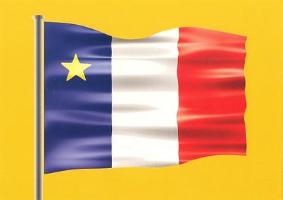 029_Le Drapeau Acadien