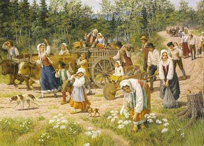 027_Migration et Retour  1755-1800