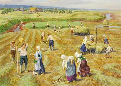 013_Early Acadie  Le Paradis Terrestre  1635-1755