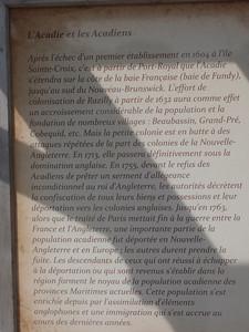 007_Caraquet  Village Historique Acadien