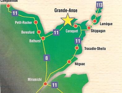 036_La Péninsule Acadienne  Débute a Grande-Anse