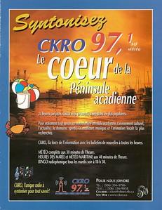 032_La radio Acadienne  CKRO 97 1
