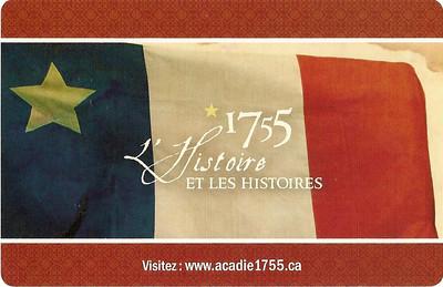 008_L' Acadie  L'Histoire et les Histoires  1755