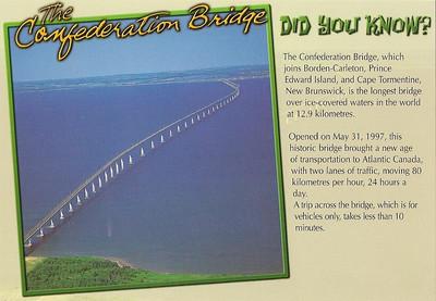 002_Confederation Bridge  Linking New Brunswick and PEI