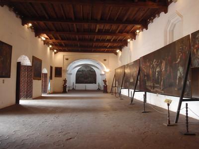 073  Antigua  Universidad De Los Santos  Museo Arte Colonial
