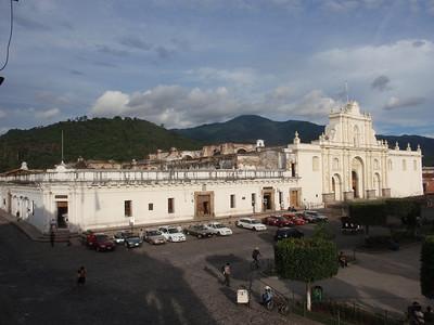 058  Antigua  Central Square  St  Joseph's Cathedral  1680