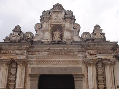 067  Antigua  Universidad De Los Santos  Museo Arte Colonial