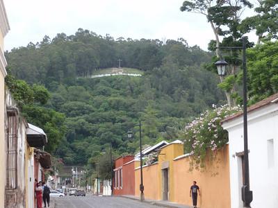 012  Antigua  Cerro de la Cruz