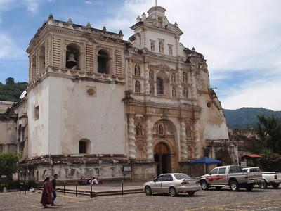 094  Antigua  San Francisco Church and Convent  San Pedro Sanctuario