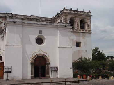 096  Antigua  San Francisco Church and Convent  San Pedro Sanctuario