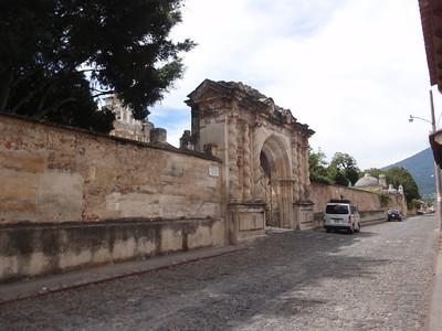 093  Antigua  San Francisco Church and Convent  San Pedro Sanctuario