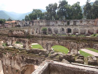 089  Antigua  Iglesia Y Convento de Santa Clara