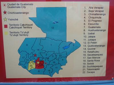002  Guatemala  Regions