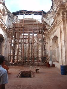 083  Antigua  Iglesia Y Convento de Santa Clara
