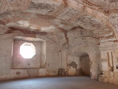 085  Antigua  Iglesia Y Convento de Santa Clara