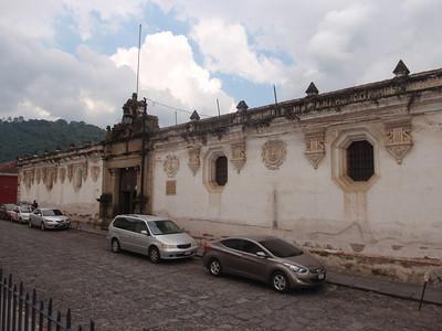 066  Antigua  Universidad De Los Santos  Museo Arte Colonial