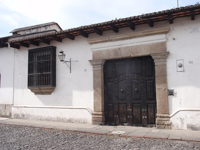 026  Antigua  Door