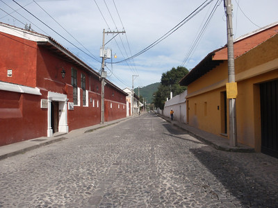 020  Antigua  Hotel Las Farulas