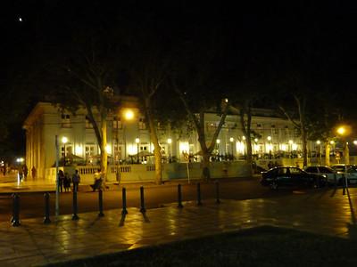 126_Mendoza  The Plaza Hotel at night jpg