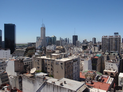 038_Buenos Aires, Retiro  City View and Puerto Madera jpg