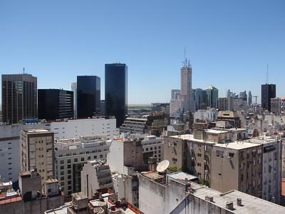 037_Buenos Aires, Retiro  City View and Puerto Madera jpg