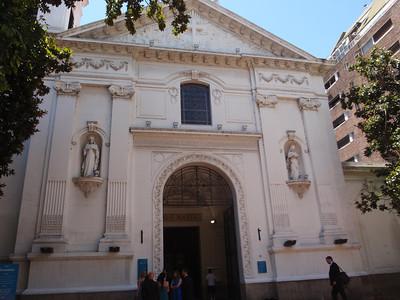 041_Buenos Aires, Retiro  Iglesia Y Monasterio Santa Catalina de Siena  1745 jpg