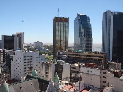 036_Buenos Aires, Retiro  City View and Puerto Madera jpg