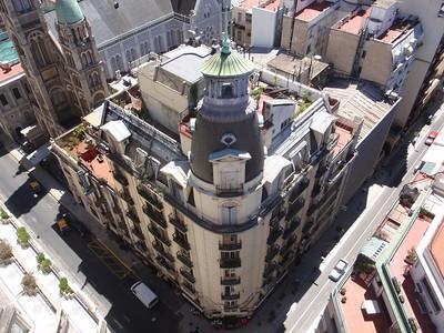 034_Buenos Aires, Retiro  Corner Building jpg