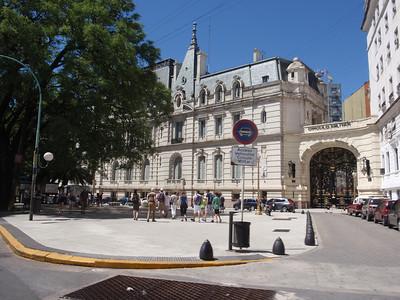 032_Buenos Aires, Retiro, Plaza General San Martin  Circulo Militar jpg
