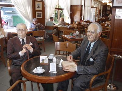 029_Buenos Aires, La Recoleta  Jorge Luis Borges and Adalfo Bioy Casares jpg