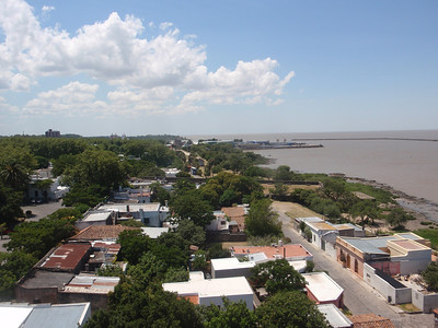 27_Colonia del Sacramento  The Old Town  Views from the Lighthouse (1890) jpg